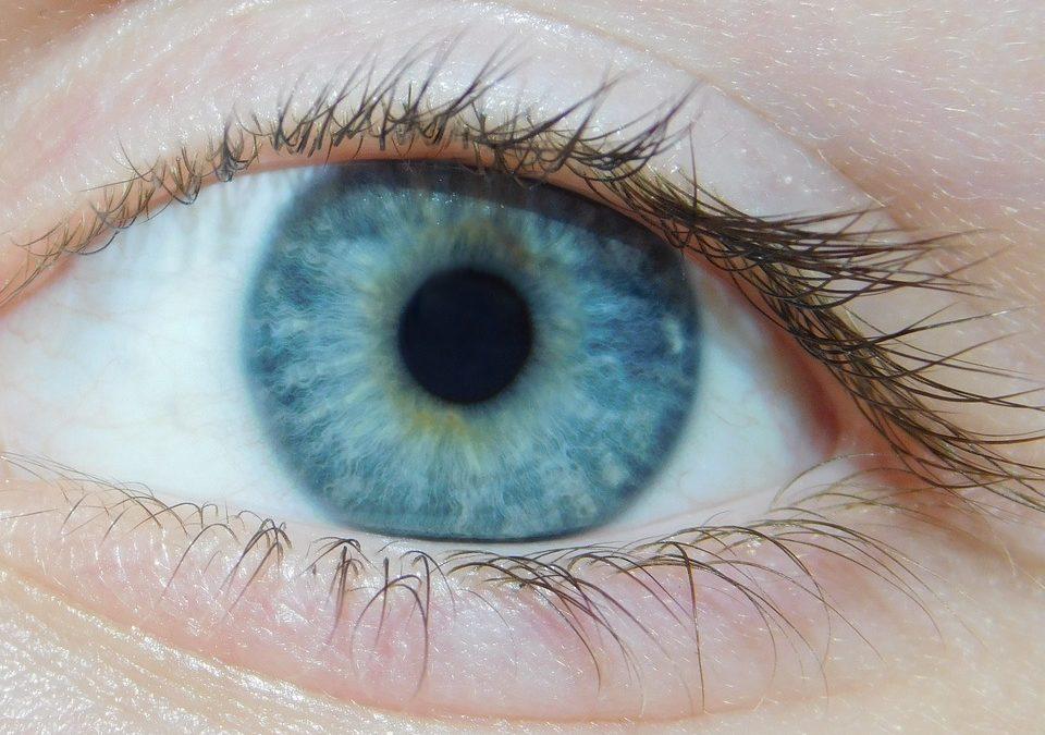 edema maculare diabetico occhio